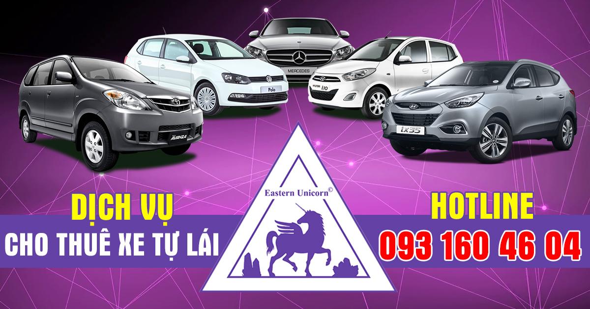 EASUNI - Dịch vụ cho thuê xe tự lái nha trang
